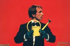 Pierre Hoden ( Un petit candélabre )