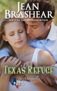 marshalls texas refuge ranch romance paranormal romantic suspense jean brashear