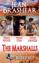 marshalls boxed set texas romance jean brashear