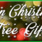 Fun Christmas Tree Gift by Jean Brashear