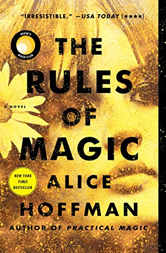 THE RULES OF MAGIC by Alice Hoffman by Jean Brashear