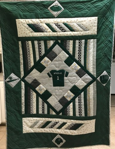 Quilt for a Special Baby by Jean Brashear