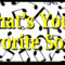 What's Your Favorite Song? by Jean Brashear