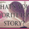 What's Your Favorite Love Story? by Jean Brashear