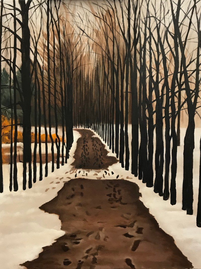 Winter Scenes – Jean Broden Art