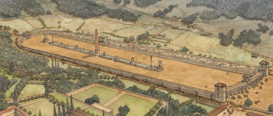 Circo de Calígula e de Nero, atual Vaticano