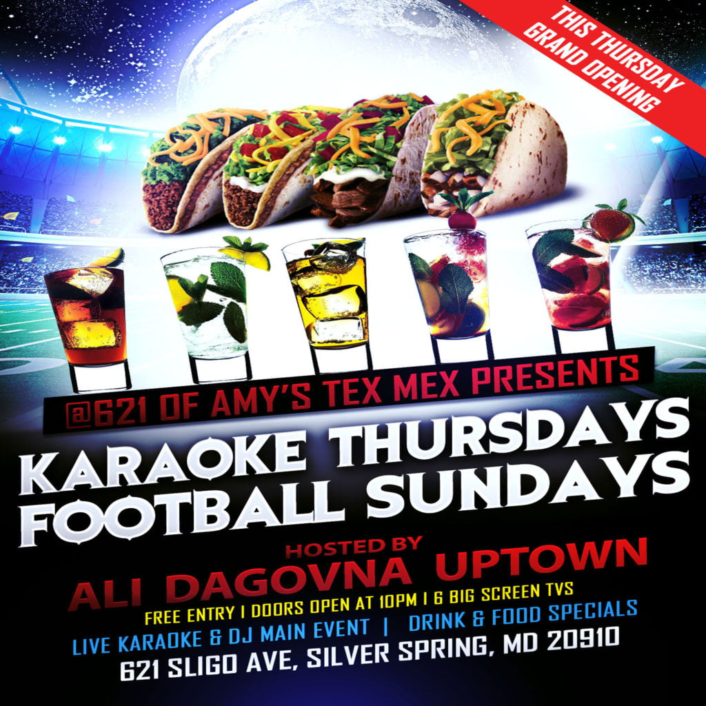 Taco Tuesday Flyer Design
