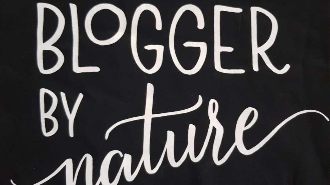 Wat vond ik van Blogger By Nature