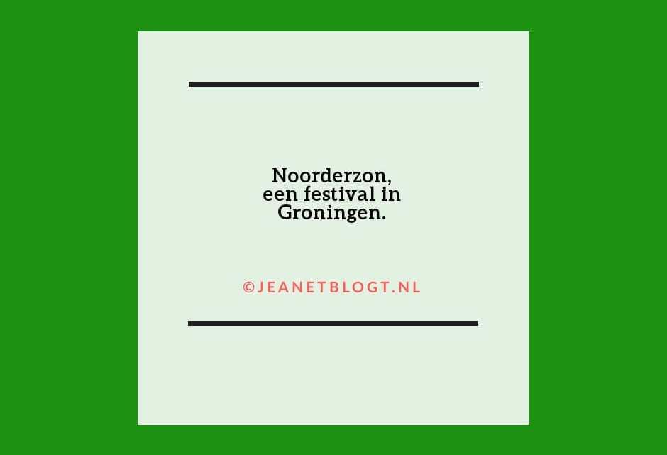 Noorderzon Groningen