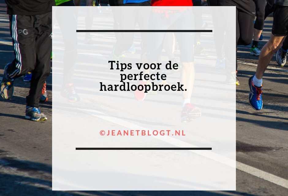 Tips voor de perfecte hardloopbroek.