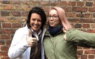 Coaching med författaren Maria Turtschaninoff (Artikel från YLE)