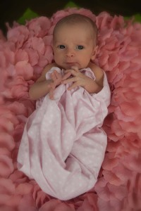 Baby Hannah 18