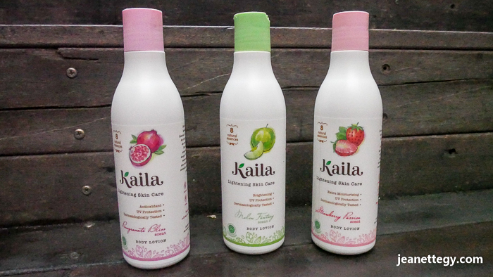 Kaila Body Lotion