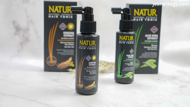 natur hair tonic