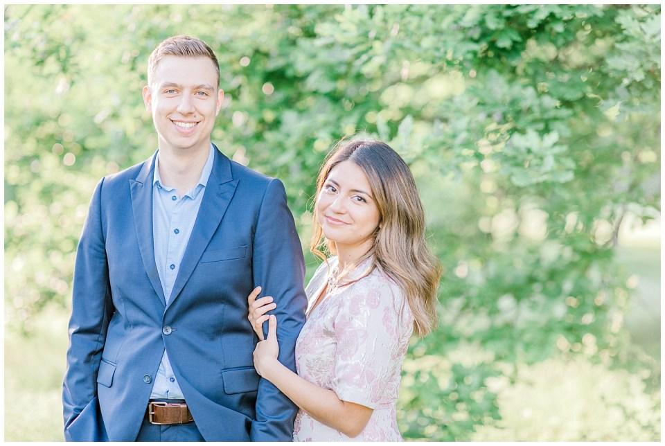 udendørs forlovelsesbilleder