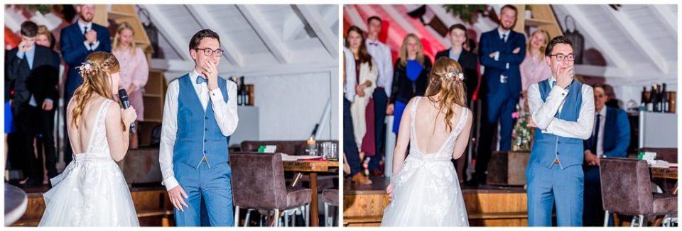 bryllupsbilleder af bryllups reception