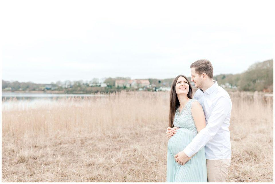 graviditetsbilleder i naturen i Kolding