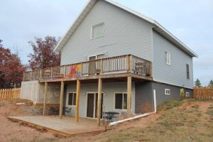 Affordable 3 BR home for sale in Wascott, WI
