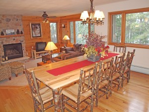 3 BR home on 4+ acres