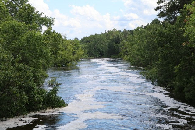 0715 totagatic looking downstream
