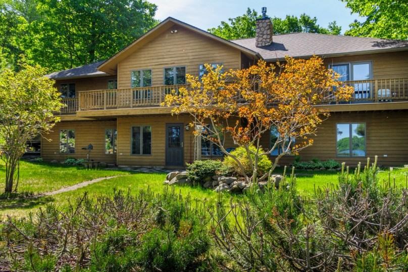 6247 E Lundquist Rd, South Range (Lyman Lake). Closed 6/5/20. $425,000