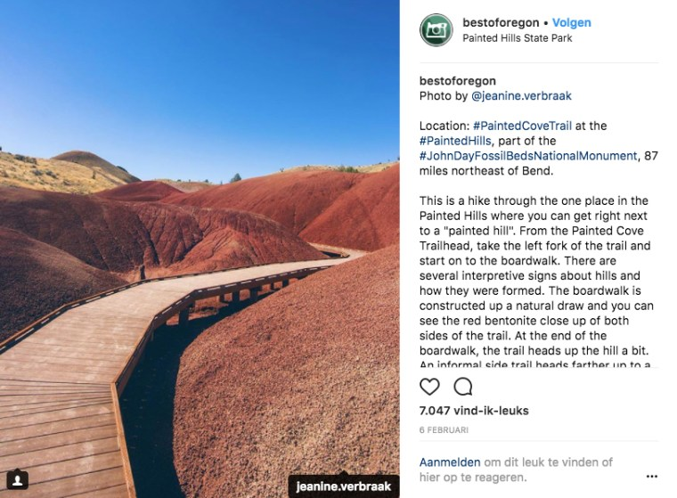 Painted Hills, reisfotografie, cove trail, best of oregon, oregon, natuurfotografie, fotograaf rotterdam, jeanine verbraak