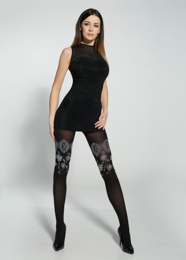 Adrian Brand Patterned Tights