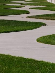 Sidewalk CC Flickr John Lillis
