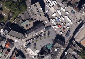 Centre-ville Herstal Google Earth