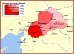 Comté d'Edesse 1131-1150