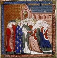 Aliénor et Louis VII