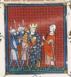 Louis VII et Thibaut