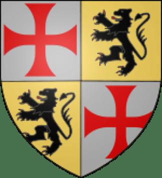 Les croisades richard c ur de lion jean marie borghino - Armoiries richard coeur de lion ...