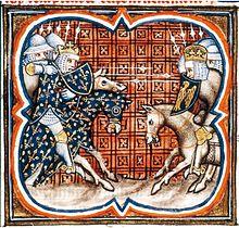 Bataille de Bouvines Philippe et Otto