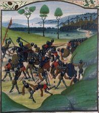 Bataille de Poitiers 1356