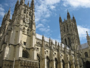Cathédrale de Canterbury