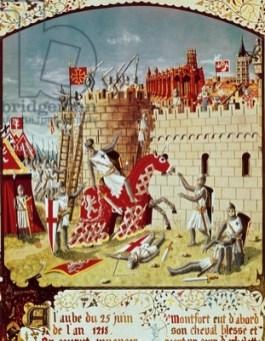 Mort de Simon de Montfort