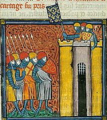 La prise de Carthage1270