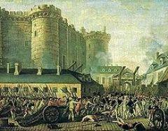 Prise de la Bastille 1789
