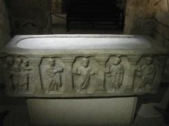 Sarcophage de Saint Cassien