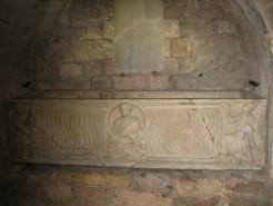 Sarcophage de sainte Eusébie