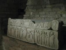 Sarcophage des compagnes de sainte Ursule