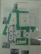 Plan de l'Abbaye