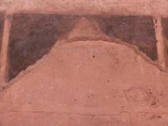Fresque de la vie de Saint Eloi, détail