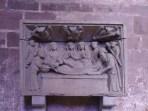 Mise au tombeau de la chapelle du Saint-Sépulcre