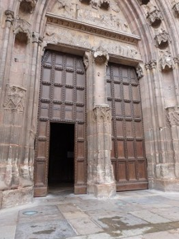 Portail du bras nord du transept