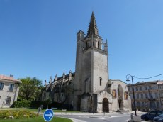 Collégiale Royale Sainte Marthe