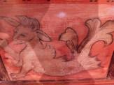 Panneaux peints de décors fantastiques (6)