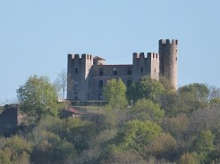 Le château d'Essalois