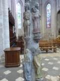 La croix des saints ou d'Estiallet